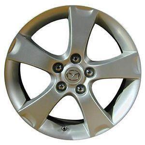 Awesome 2010 Mazda 3 Wheels