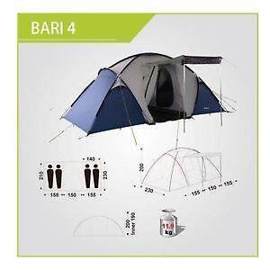4 Man 2 Room Tent  sc 1 st  eBay & 4 Man Tent | eBay