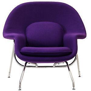 Saarinen Womb Chairs