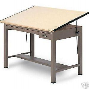 Mayline Drafting Table