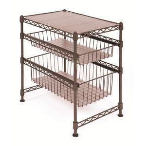 Kitchen Cabinet Organizers  sc 1 st  eBay & Cabinet Organizer | eBay