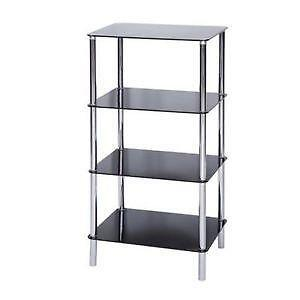 Attractive Glass Shelving Unit