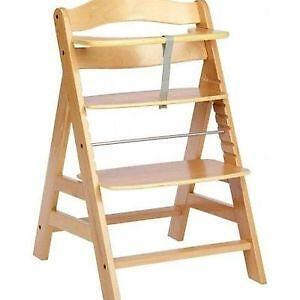 Hauck Wooden High Chairs