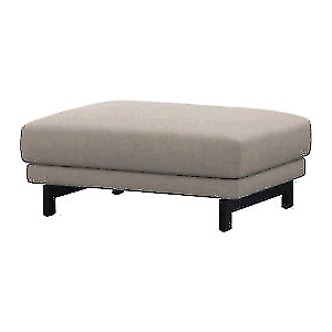 Nockeby Ottoman (Ikea) Discontinued