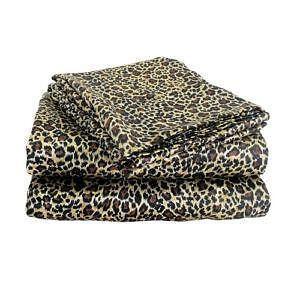 Leopard Print Bedding Twin