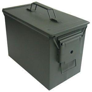 Army Metal Boxes  sc 1 st  eBay & Army Box | eBay