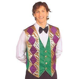 Mens Mardi Gras Costume  sc 1 st  eBay & Mardi Gras Costume | eBay