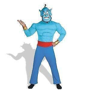 Aladdin Genie Costumes  sc 1 st  eBay : halloween costumes on ebay  - Germanpascual.Com