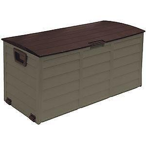 waterproof garden storage box