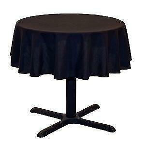 90 round tablecloths