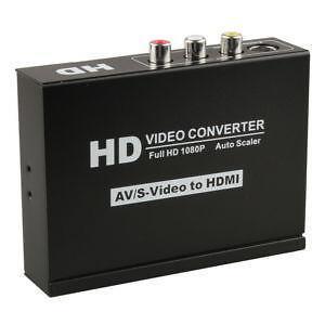 HDMI to RCA Converter Box  sc 1 st  eBay & RCA Converter Box | eBay Aboutintivar.Com