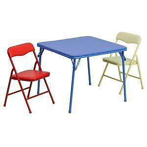 Lovely Folding Card Table Chairs