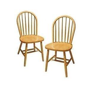 Bon Wooden Kitchen Chairs