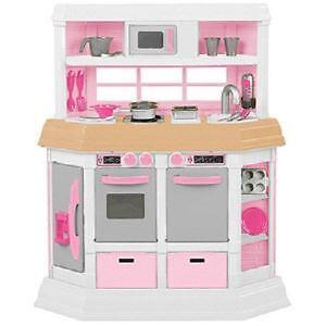 Toy Kitchen Set