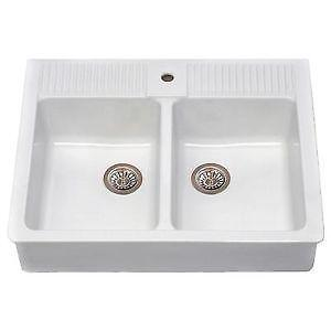 Attractive Ceramic Kitchen Sink