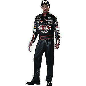 Menu0027s Race Car Driver Costumes  sc 1 st  eBay & Race Car Driver Costume   eBay