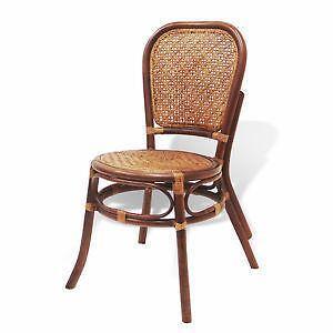 Merveilleux Dining Rattan Chairs