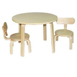Superb Kids Round Table And Chairs