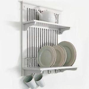 Wall Plate Racks & Plate Rack | eBay