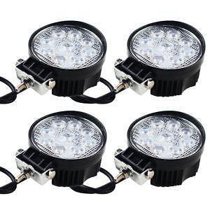 Round LED Off Road Lights  sc 1 st  eBay & LED Off Road Lights   eBay azcodes.com