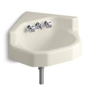 vintage wall mount sinks