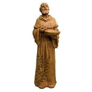 St. Francis Outdoor Statue
