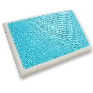 gel memory foam pillows
