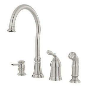 Moen High Arc Kitchen Faucets