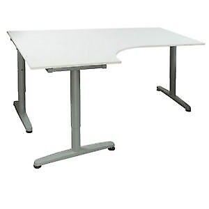 IKEA Galant Corner Desk (white)