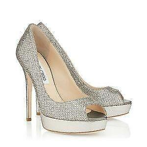 Jimmy Choo Platform Shoes