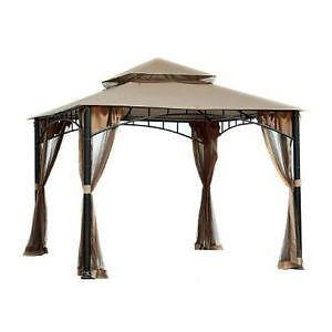 Replacement Gazebo Canopy  sc 1 st  eBay & Gazebo Canopy   eBay