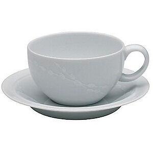 Denby White Trace Tea-cups u0026 Saucers x3  sc 1 st  Gumtree & Denby White Trace Tea-cups u0026 Saucers x3 | in Bath Somerset | Gumtree