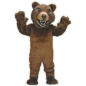 Adult Bear Costume  sc 1 st  eBay : ebay costumes for adults  - Germanpascual.Com