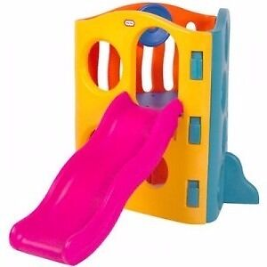Childrenu0027s Slide And Climber. Little Tikes. Excellent Condition. On Sale  For £99