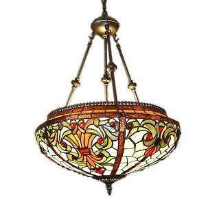 Glass Globe Light Fixture
