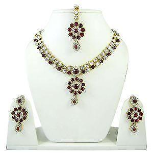 Exceptional Indian Bridal Jewelry
