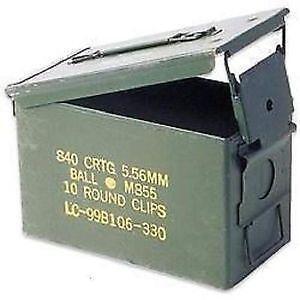 Metal Storage Boxes  sc 1 st  eBay & Metal Box | eBay