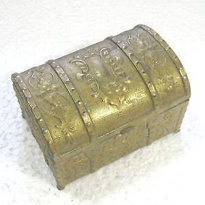 occupied japan trinket box