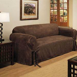 Quilted Sueded Furniture Covers