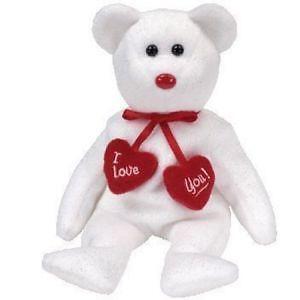 Big Valentine Bear