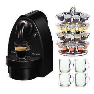 nespresso essenza machines