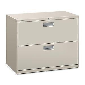Beau HON 2 Drawer File Cabinet | EBay