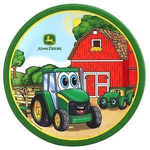 John Deere Dinner Plates  sc 1 st  eBay & John Deere Plates | eBay
