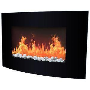 modern electric fireplace - Electric Fireplaces Clearance