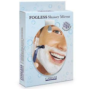 anti fog shower mirrors