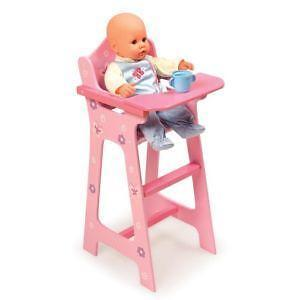 Baby Doll High Chairs  sc 1 st  eBay & Doll High Chair | eBay