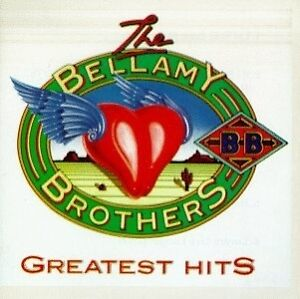 THE BELLAMY BROTHERS Greatest Hits CD BRAND NEW