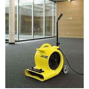 Karcher AB84 blower - Industrial blowers and carpet dryer - ACES