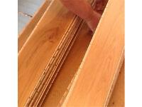 Used/reclaimed Engineered Wood Flooring