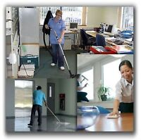 Reliable commercial cleaning looking to contract/subcontract.